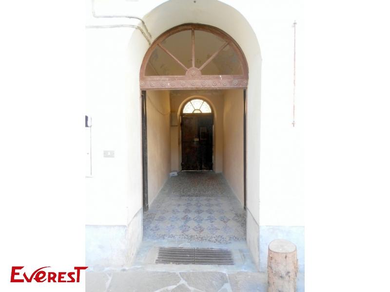 Vercelli, vicolo Leale